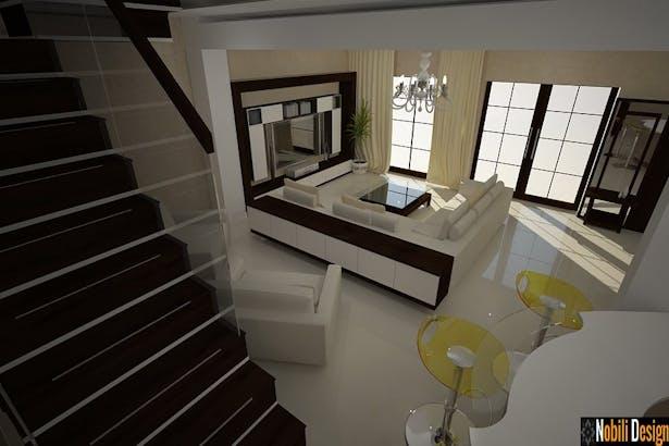 Design interior casa Galati - Amenajari interioare case moderne