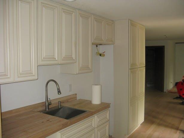 Kitchen - Under Construction