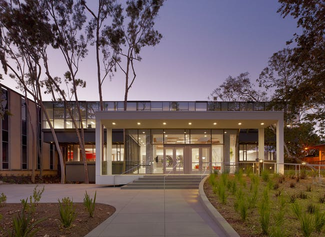 Education Award: The Resnick Institute for Sustainability/Joint Center for Artificial Photosynthesis, Caltech, Design/Executive Architects & Firm: John Friedman Alice Kimm Architects