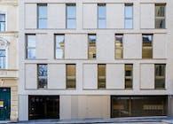 HEI - Residential building, Frauenheimgasse, 1120 Vienna