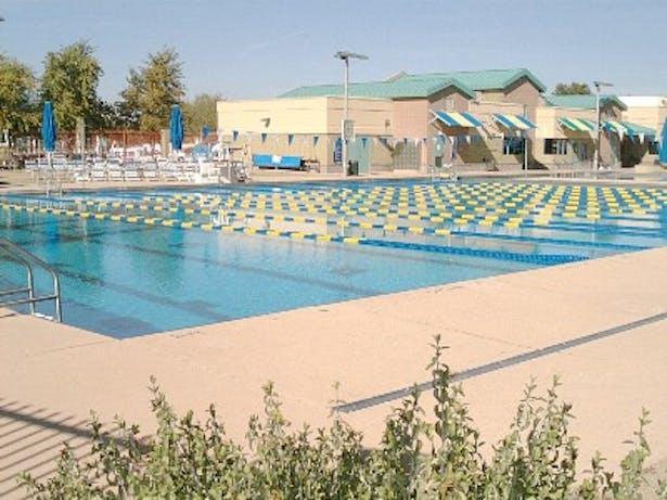 Eldorado Park Pool, Scottsdale, AZ