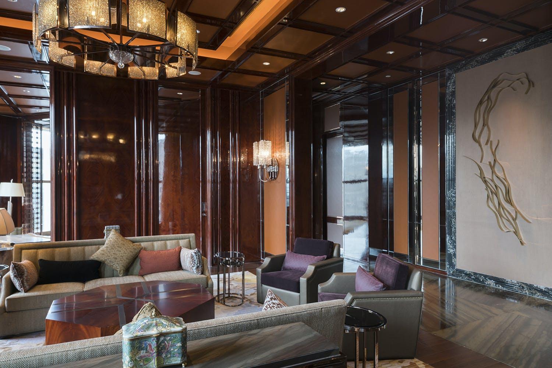 Fuzhou Kempinski Hotel By Yang  U0026 Associates Group