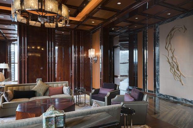 Fuzhou Kempinski Hotel - Clubhouse