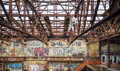 Herzog & de Meuron will turn Gowanus' graffiti-covered 'Batcave' into an art production factory