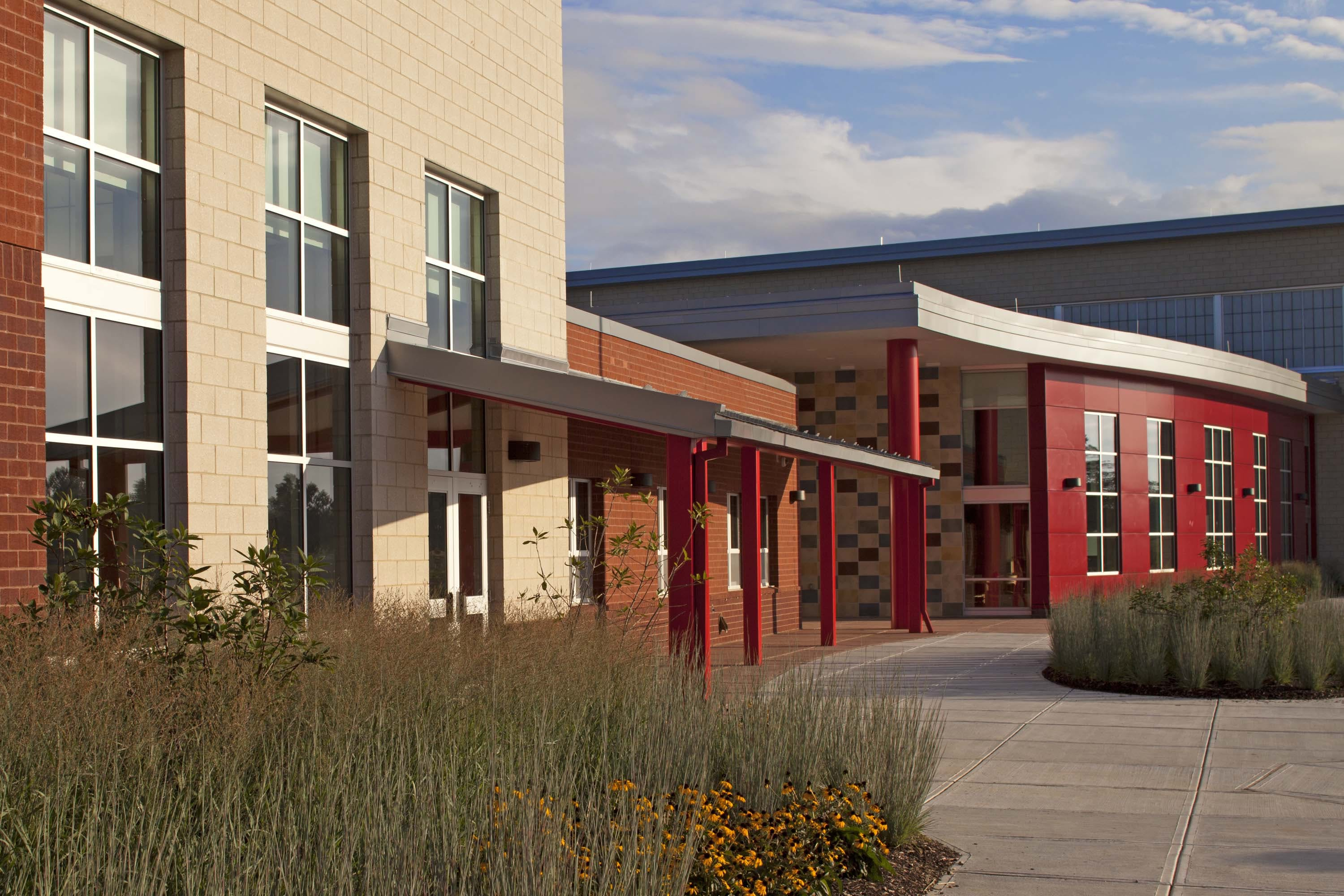Red Pump Elementary School | Alan Reed | Archinect
