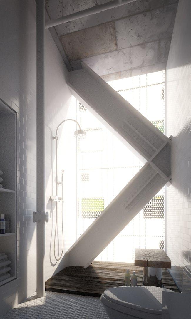 Still from Shibuya film, courtesy of John Szot Studio.