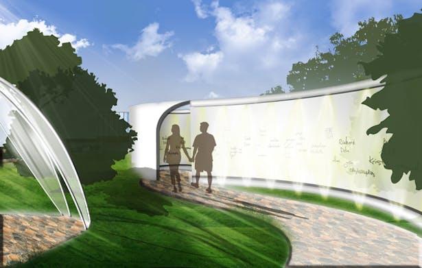 Reflect Park View: Google SketchUp, Adobe Photoshop