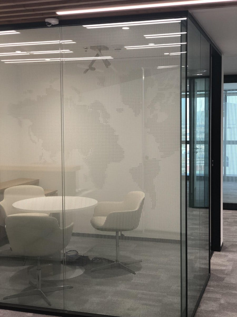 office lighting solutions. Newly Opened KGA Group Office Required Optimal Lighting Solutions For Its Located At JBC 4, Jumeirah Lake Towers. DZ Design The Interior Designer Of