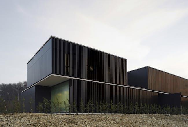 Javier Larraz Arquitectos 'Centro de Acogida para Personas Sin Hogar.'
