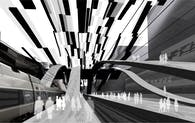 Transportation Hub - XXL - Multimodal Platform - International VELUX Award Competition, Light of Tomorrow, 2007