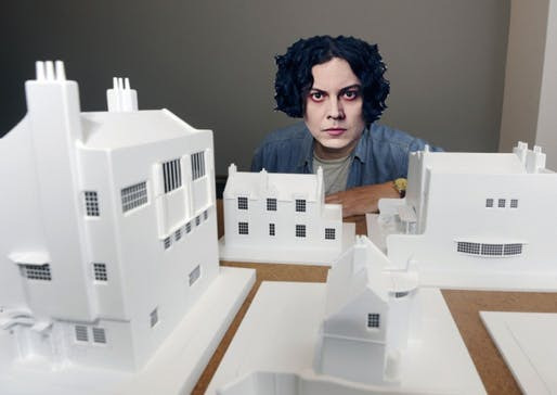 Model of Charles Rennie Mackintosh buildings, courtesy of scotsman.com.