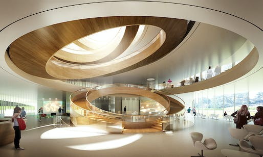 Image courtesy of 3XN