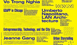 Get Lectured: Columbia GSAPP, Fall '15