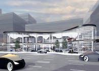 The Dream Division, Driverless Car Showroom