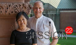 """""""Starts with me, ends with us"""": A conversation with Tod Williams and Billie Tsien on Archinect Sessions Episode #22"""
