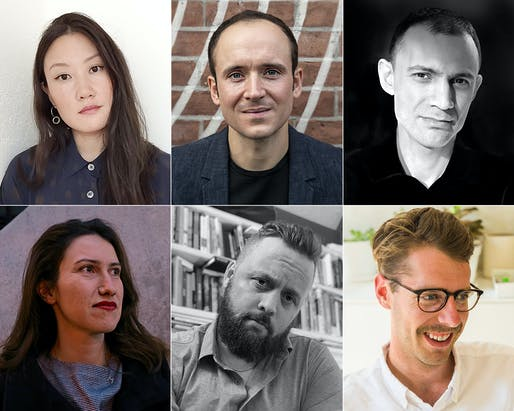 2019 Richard Rogers Fellows.