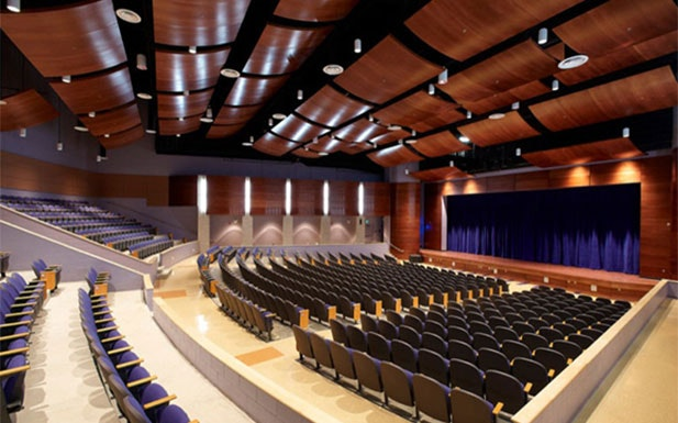 laurel high school auditorium  laurel maryland