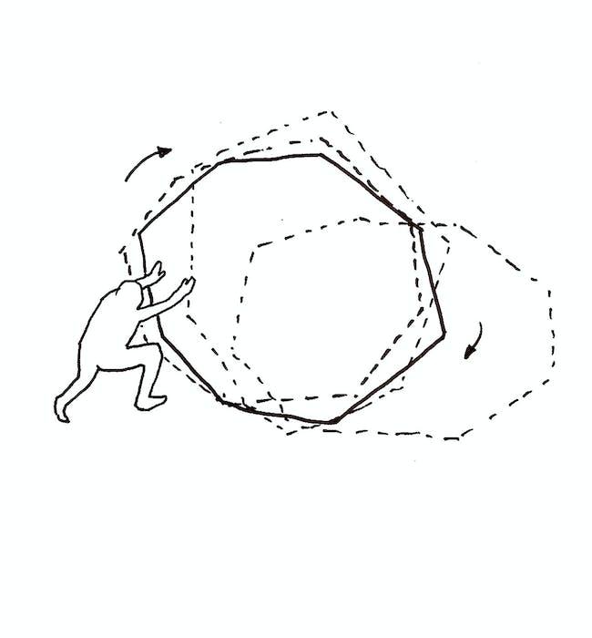 Sketch: tumbler