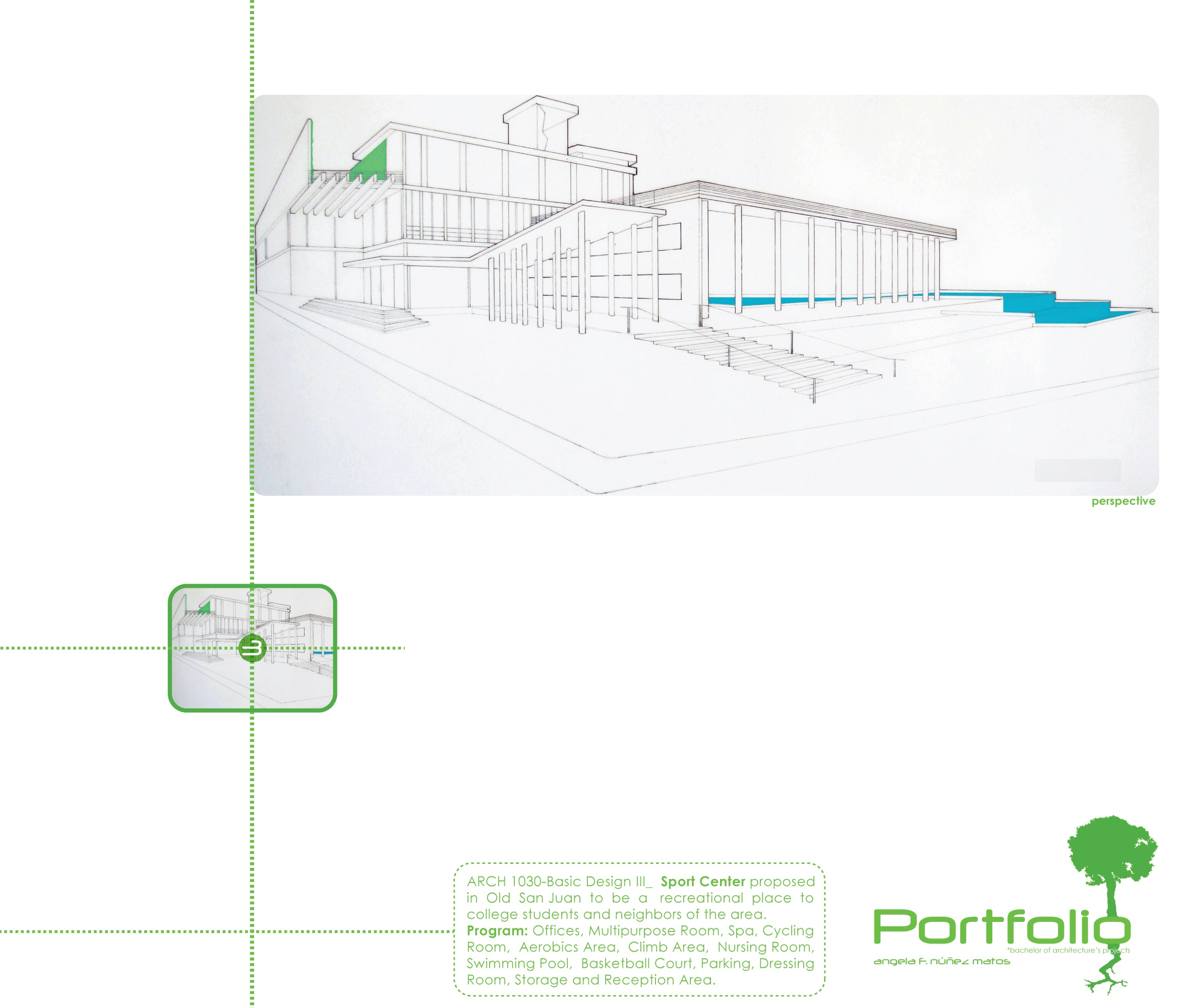 Diagram Of Aerobic S Room Trusted Wiring Septic System Sport Center Angela Nunez Matos Archinect