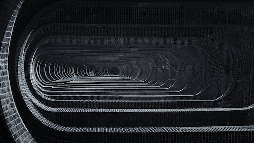 Interior — Project: The Ouse Valley viaduct in Sussex, UK by David Mocatta. Photographer: Andrew Robertson