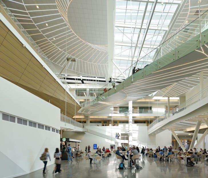 Collaborative Life Sciences Building, Portland, OR. Photo: Jeremy Bittermann.