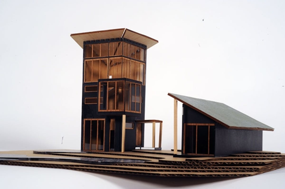 Architecture Students Design Their Dream Cabins For Cabin