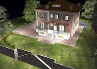 Villa near Bologna