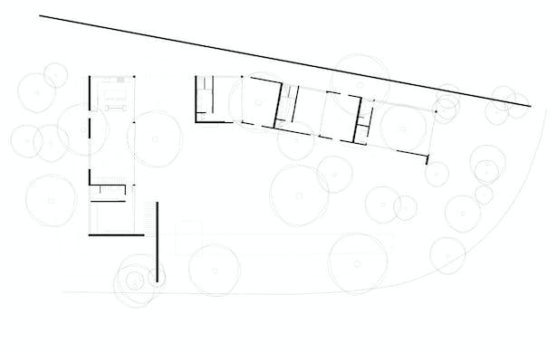 Floor Plan Dellekamp Arquitectos