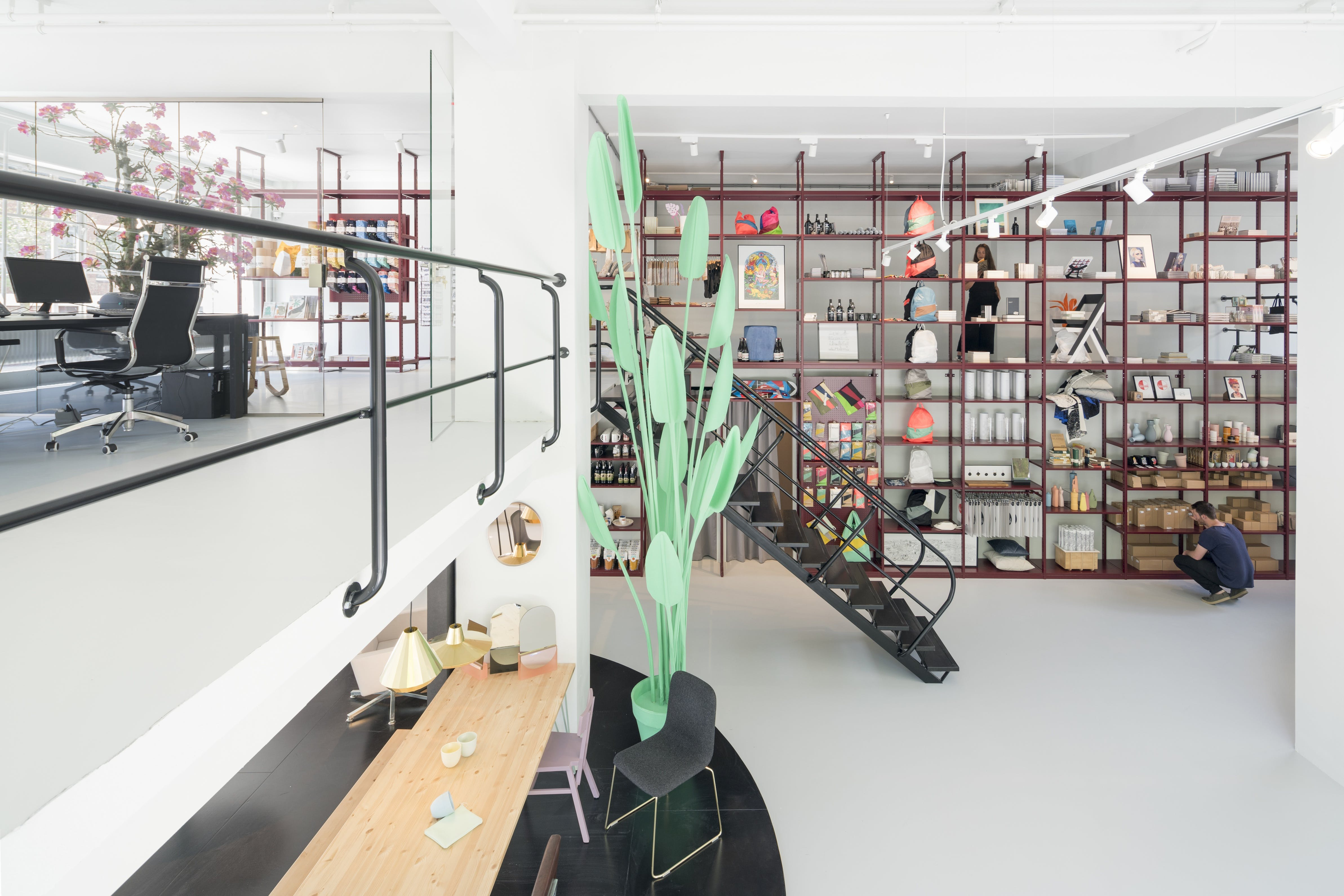Rotterdam-based concept store Groos gets a revamp from MVRDV | News ...