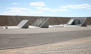 """Land surrounding Michael Heizer's """"City"""" could lose national monument protection under Trump Administration"""
