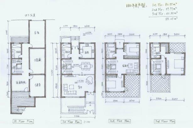 Unit 180n sketch