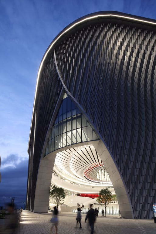 Xiqu Centre by Revery Architecture + RLP. Photo: Ema Peter Photography.