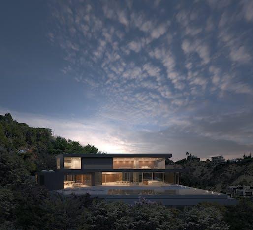 XTEN Architecture: House Noir, Los Angeles, California
