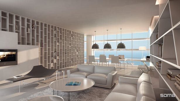 Michel Abboud Design for W Residences