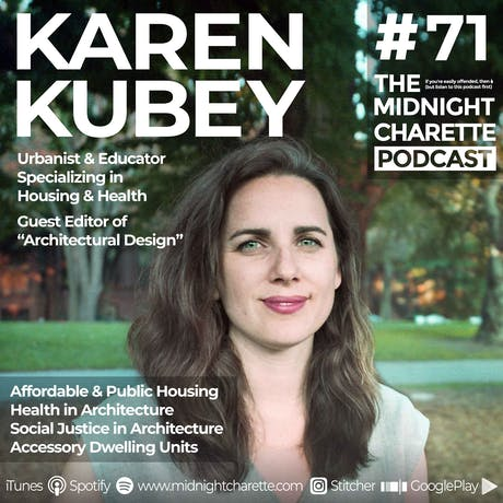 If you are interested in housing, social equality and/or health you NEED to listen to this episode! - Podcast Ep #71