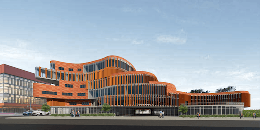 CATEGORY I - Honorable Mention: Howard University Center for Inclusive Design