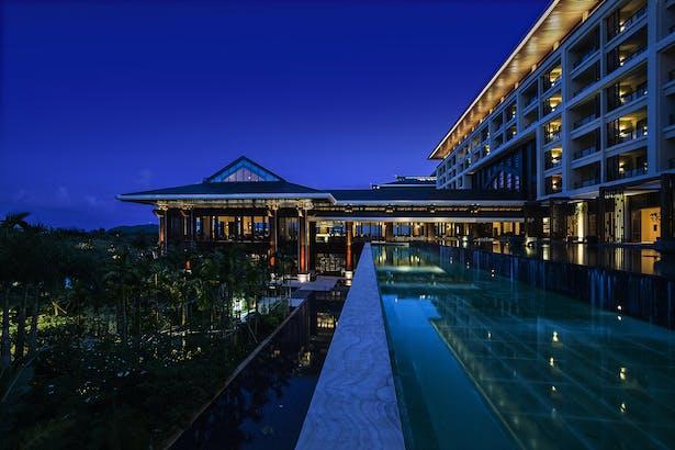 Haitang Bay No.9 Resort Sanya Resort Hotel - Surface