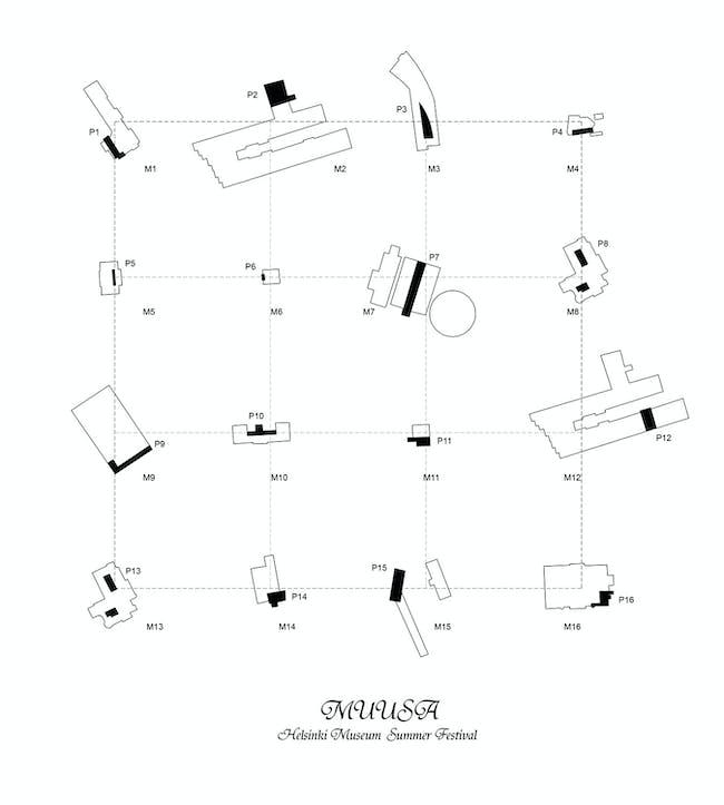 #76 MUUSA by draftworks*architects - design team: Christos Papastergiou, Christiana Ioannou