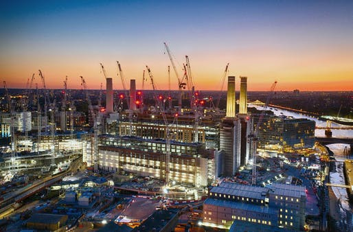 Image: Battersea Power Station.