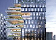 Aedas-Designed Golden Union Park – A Smart Office Hub Redefining Our Work Environment