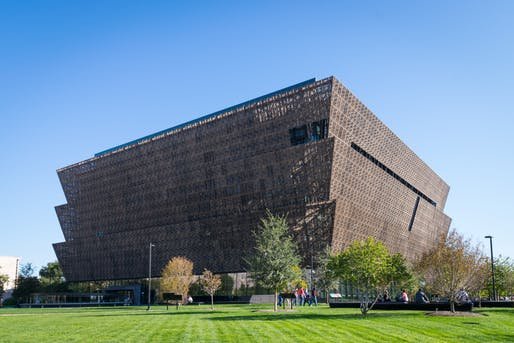 National Museum of African American History & Culture. Wikimedia Commons.