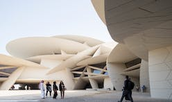 "Jean Nouvel's ""desert rose"" National Museum of Qatar opens to the public"