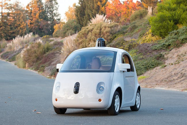 TRANSPORT: GOOGLE SELF-DRIVING-CAR. Designed by YooJung Ahn, Jared Gross and Philipp Haban.