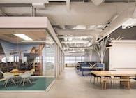 John A. Martin & Associates Workplace