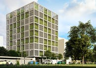 'Green Box' - Architecture Design of College in Mumbai by Basics Architects