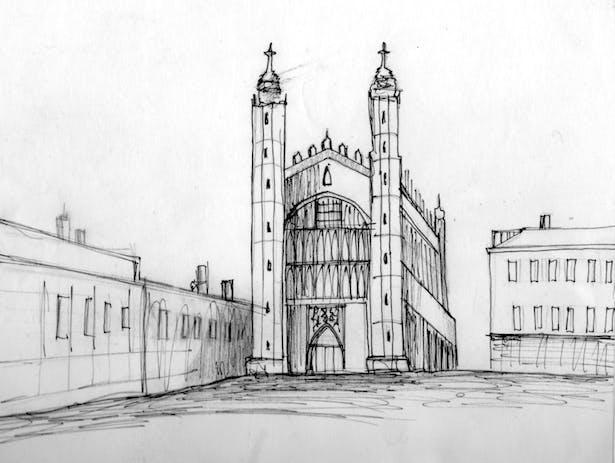Cambridge University Abbey