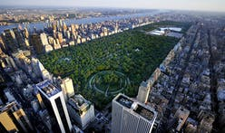 Central Park's long forgotten design alternative