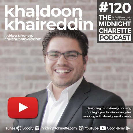 Interview with Khal Khaireddin! - EP #120