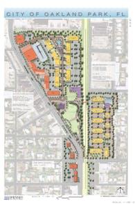 East Side Village and Oakland Park Station