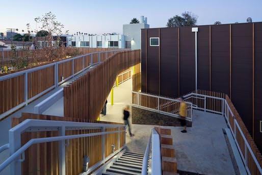 Broadway Housing by Kevin Daly Architects. Photo: Iwan Baan.
